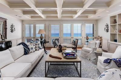 Palm Beach Condo For Sale: 2275 S Ocean Boulevard #307/308