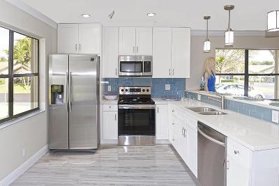 Boynton Beach Condo For Sale: 1737 Palmland Drive #8a