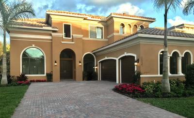 Boca Raton Single Family Home For Sale: 17734 Cadena Drive