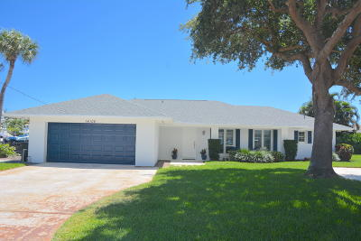 Palm Beach Gardens Single Family Home For Sale: 14104 Harbor Lane