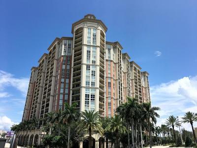West Palm Beach Condo For Sale: 550 Okeechobee Boulevard #812