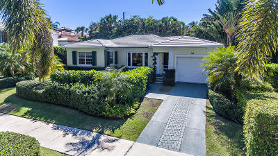 West Palm Beach Single Family Home For Sale: 194 Monceaux Road