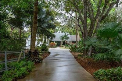 Stuart Single Family Home For Sale: 6785 SW Gaines Avenue
