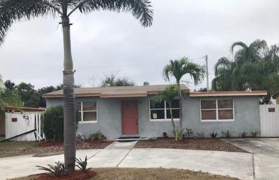 Boynton Beach Single Family Home For Sale: 3255 Ocean Parkway