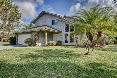 Lake Worth Single Family Home For Sale: 3780 Valley Park Way