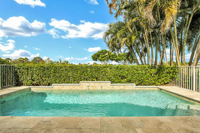 West Palm Beach Single Family Home For Sale: 8177 Quail Meadow Way