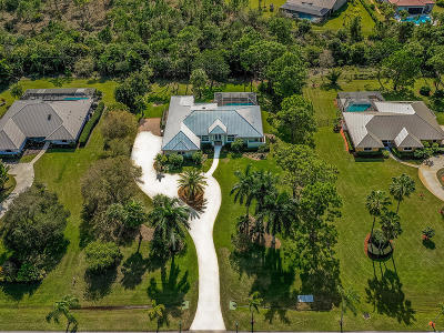 Palm City Single Family Home For Sale: 4366 SW Bimini Circle S
