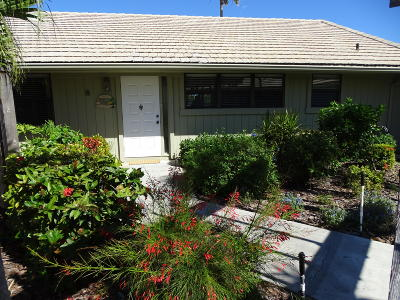 Jupiter Single Family Home For Sale: 1127 E Seminole Avenue #3a
