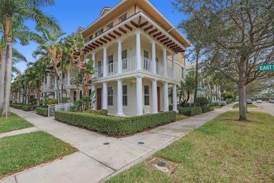 Jupiter FL Townhouse For Sale: $400,000