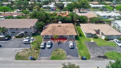 Fort Lauderdale Multi Family Home For Sale: 2130 NE 56th Street