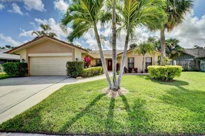 Boca Raton Single Family Home For Sale: 1272 NW 14th Street