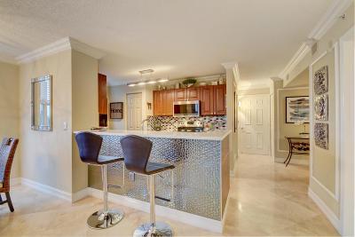 Highland Beach Condo For Sale: 3606 S Ocean Boulevard #407