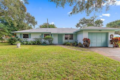 Palm Beach Gardens Single Family Home For Sale: 2374 Snug Harbor Drive