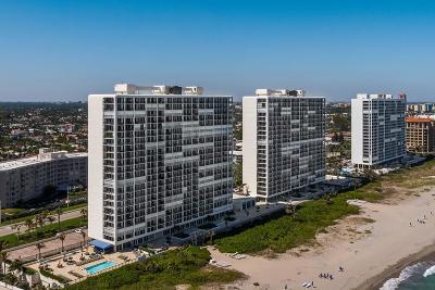 Boca Raton Condo For Sale: 2800 S Ocean Boulevard #8-B
