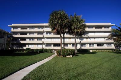 Palm Beach County Condo For Sale: 1299 S Ocean Boulevard #R4