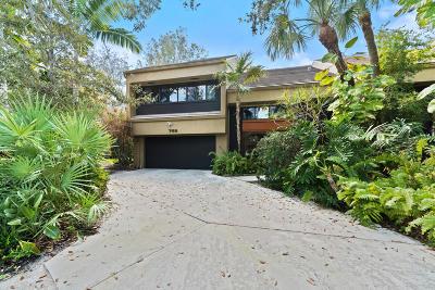 Boca Raton Townhouse For Sale: 768 Saint Albans Street