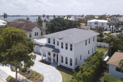West Palm Beach Single Family Home For Sale: 120 Bunker Ranch Road
