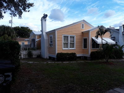 West Palm Beach Single Family Home For Sale: 517 48th Street