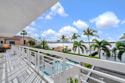 Palm Beach Condo For Sale: 250 Bradley Place #308