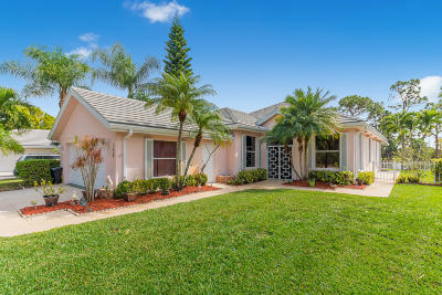 Hobe Sound Single Family Home For Sale: 7435 SE Fiddlewood Lane