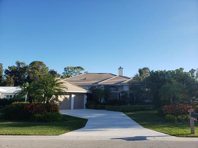 West Palm Beach Single Family Home For Auction: 1297 Breakers West Boulevard