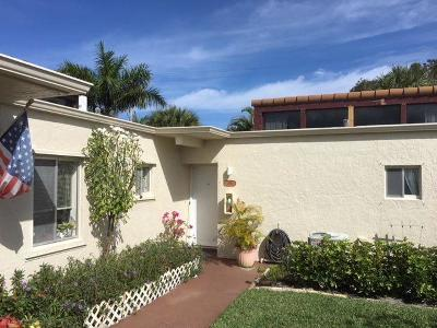 Palm Springs Single Family Home For Sale: 2541 Boundbrook Boulevard #115