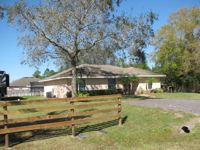 Okeechobee Single Family Home For Sale: 3381 NW 37th Avenue