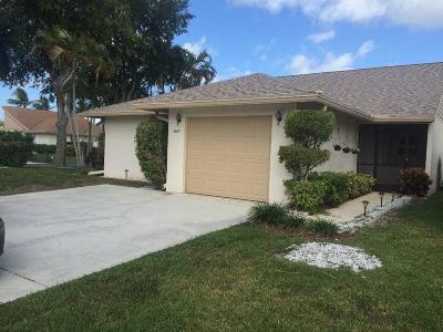 Delray Beach Single Family Home For Sale: 2607 NW 12th Street