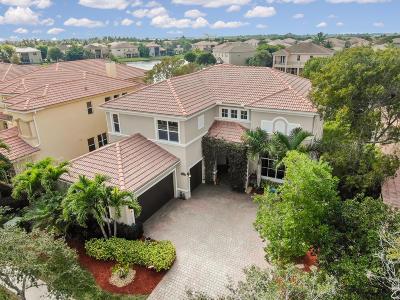 Boynton Beach Single Family Home For Sale: 8779 Cobblestone Point Circle