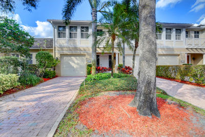 Boca Raton Townhouse For Sale: 4081 NW 58th Street