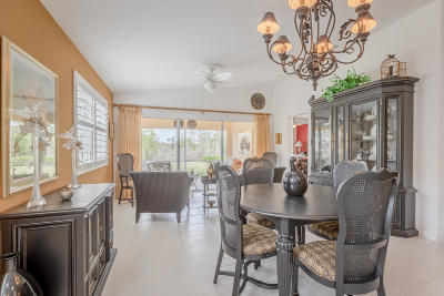 Hobe Sound Single Family Home For Sale: 3566 SE Glacier Terrace
