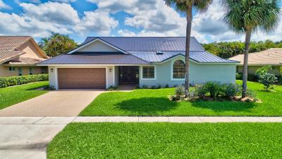 Delray Beach Single Family Home For Sale: 4556 White Cedar Lane