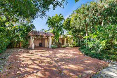 Boca Raton Single Family Home For Sale: 874 Aurelia Street