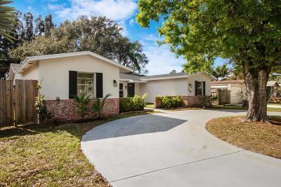 Stuart Single Family Home For Sale: 2998 SE Orchid Street