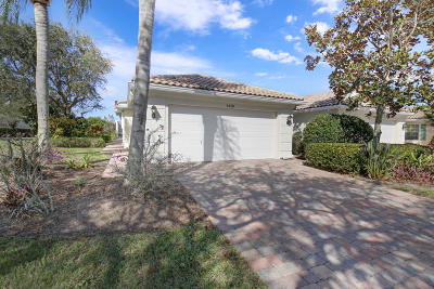 Hobe Sound Single Family Home For Sale: 3426 SE Glacier Terrace
