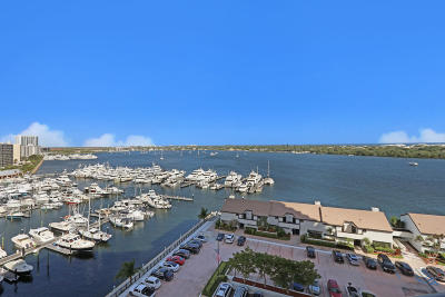 North Palm Beach Condo For Sale: 100 Lakeshore Drive #956