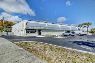 Deerfield Beach Commercial For Sale: 1289 S Dixie Highway