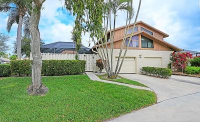 Boca Raton Townhouse For Sale: 9648 Boca Gardens Circle #A