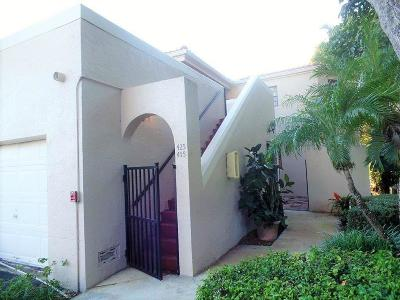 Boca Raton FL Condo For Sale: $192,850