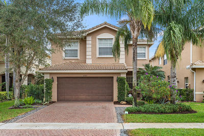 Boynton Beach Single Family Home For Sale: 11594 Ponywalk Trail