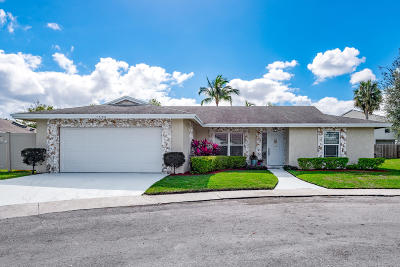 Boca Raton Single Family Home For Sale: 1590 SW 2nd Street