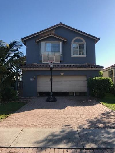 Pembroke Pines Single Family Home For Sale: 293 NW 107th Avenue NW