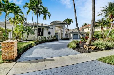 Boca Raton Single Family Home For Sale: 2564 NW 64th Boulevard