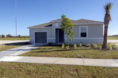Fort Pierce Single Family Home For Sale: 5503 Entertainment Way