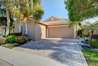 Boynton Beach Single Family Home For Sale: 7302 Granville Avenue