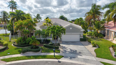 Boca Raton Single Family Home For Sale: 11198 Sea Grass Circle