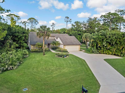 Lake Worth Single Family Home For Sale: 3703 Valley Park Way