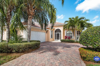 Palm Beach Gardens Single Family Home For Sale: 813 Niemen Drive