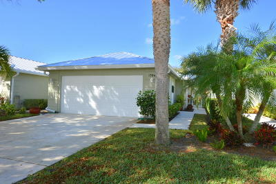 Palm City Single Family Home For Sale: 1784 SW Springfield Court