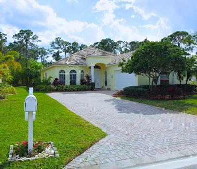 Fort Pierce Single Family Home Contingent: 2682 Conifer Drive